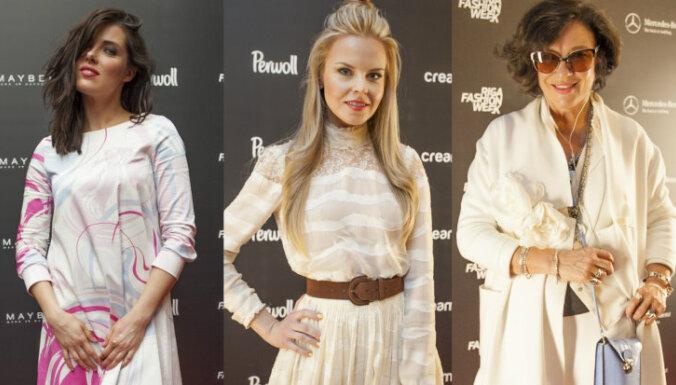 Rīgas modes nedēļu viesu stils – pasaules ielu modes tendences un uzdrošināšanās