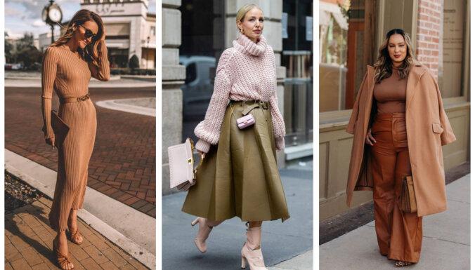 ФОТО. Как одеваться в ноябре: 30 идей на каждый день