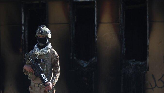 В столице Ирака обстреляли американское посольство, есть раненые