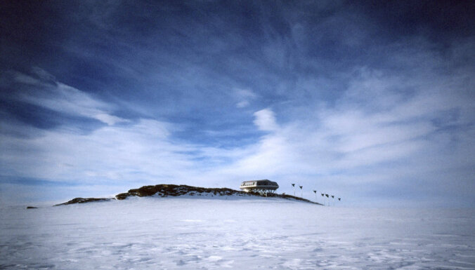 В Антарктиде на американской станции погибли двое рабочих