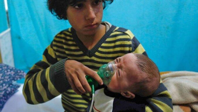 Госдеп заявил об ответственности России за химатаки в Сирии