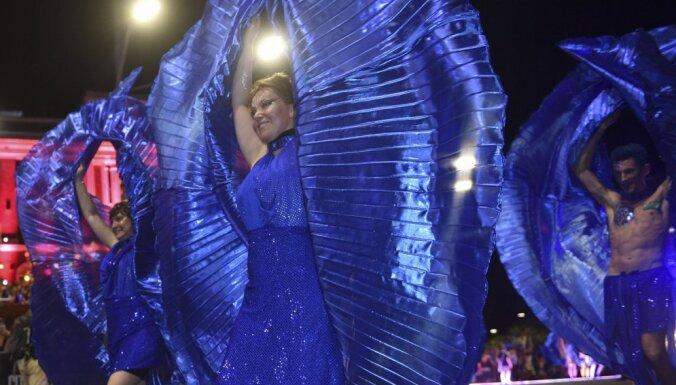 Гей-парад в Сиднее впервые прошел в присутствии премьера