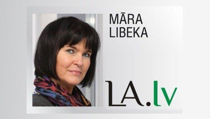 Māra Libeka, 'Latvijas Avīze': Birokrāti klabina zobus, karavāna iet tālāk