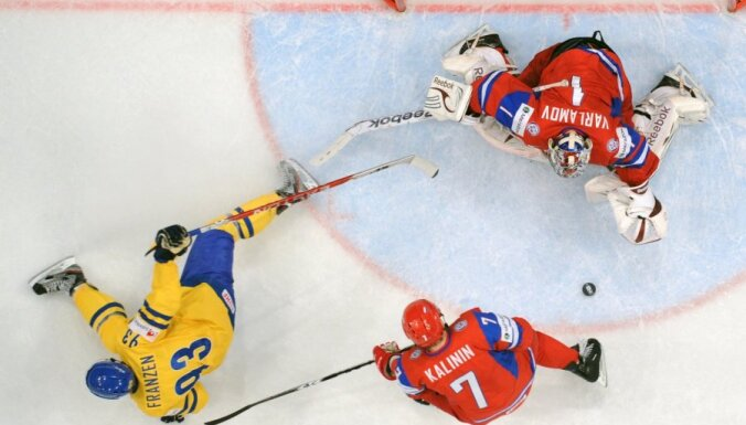 Франзен: судьи подарили победу сборной России