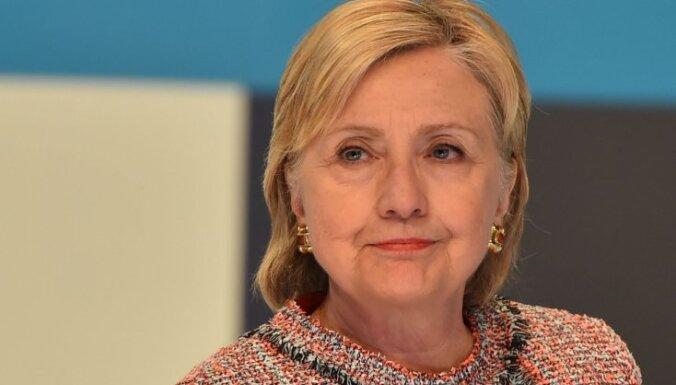 Хиллари Клинтон о Путине: он еще поборется