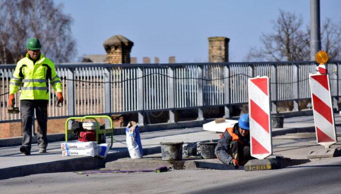 Госинспекция: Решение о закрытии Деглавского моста может принять только Рижская дума