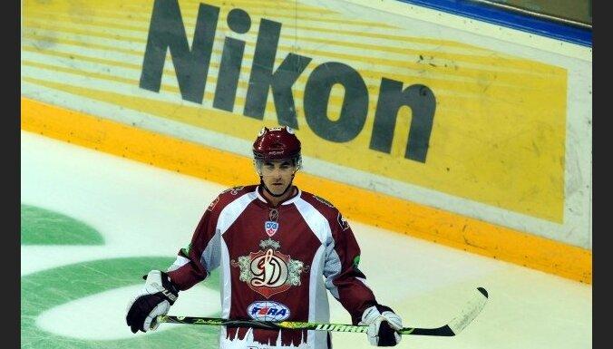 Rīgas 'Dinamo' komandai arī otrdien nevarēs palīdzēt Hartigans