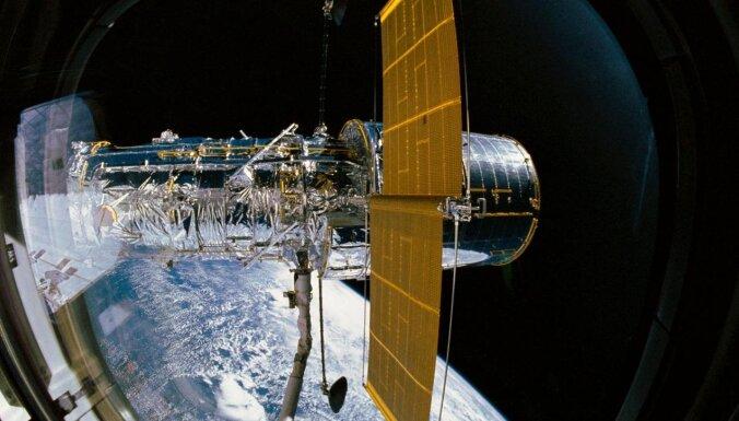Habla teleskops svin apaļu jubileju un aizvien pārsteidz ar iespaidīgiem fotouzņēmumiem