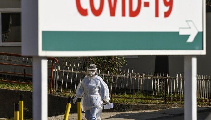 У армии нет полевого госпиталя, где можно лечить пациентов с Covid-19