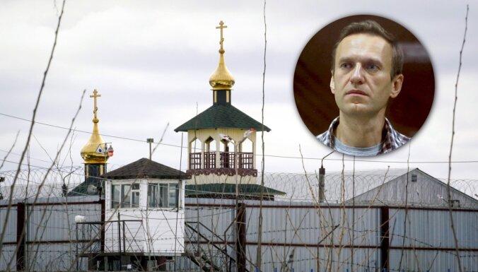 Полиция перекрыла подъезды к колонии в Покрове перед акцией за Навального