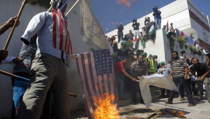 США эвакуирует сотрудников посольств в Судане и Тунисе