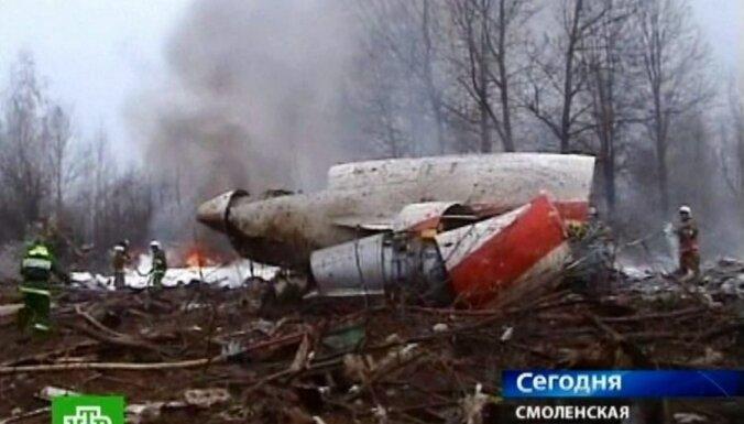 "Катастрофа с Ту-154: Польша не обнаружила ""руки Москвы"""