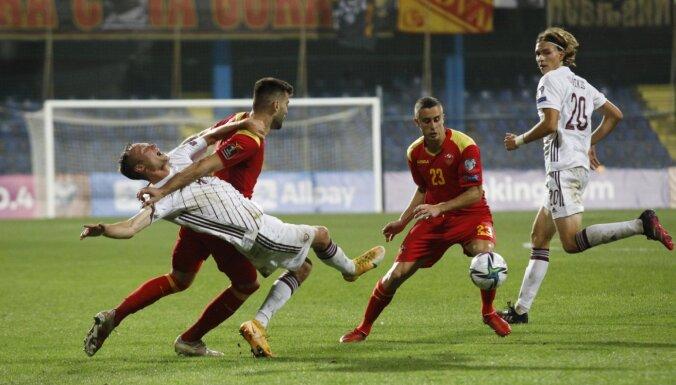 Европейская квалификация: Латвия увезла ничью из Черногории, Россия с трудом обыграла Мальту