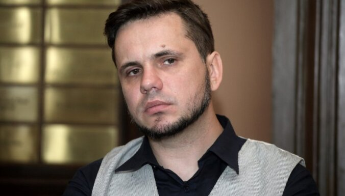 Andris Dzenītis: 'Krējums' un mūzika
