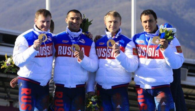 """""""Они заработаны потом и кровью"""". Российские спортсмены не хотят отдавать медали Сочи-2014"""