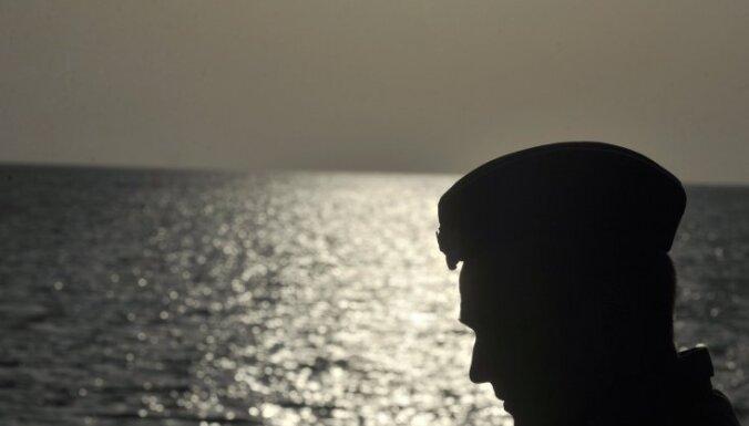 Turkmenistānas flote nogremdējusi Irānas zvejas laivu