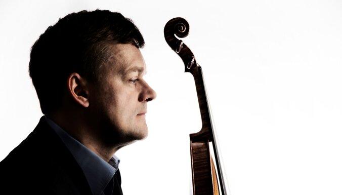 LNSO sezonu atklās kopā ar pasaulslaveno vijolnieku Franku Pēteru Cimmermani