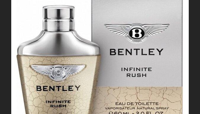 Bentley выпустил духи для экстремалов