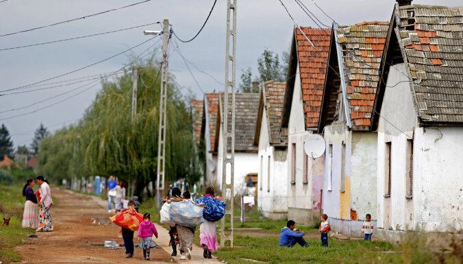 Covid-19: Ungārijā pandēmija smagi skar čigānu kopienu