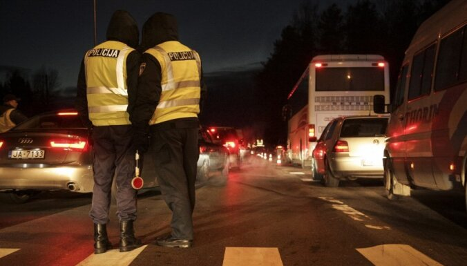 Госполиция: за сутки задержано 35 пьяных водителей