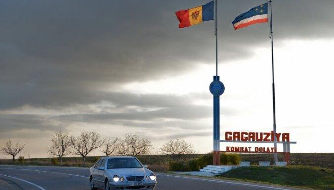 Gagauzia autonome region of Moldova