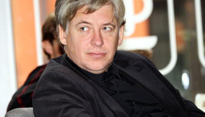 Valdis Valters atstāj 'VEF Rīga' viceprezidenta amatu