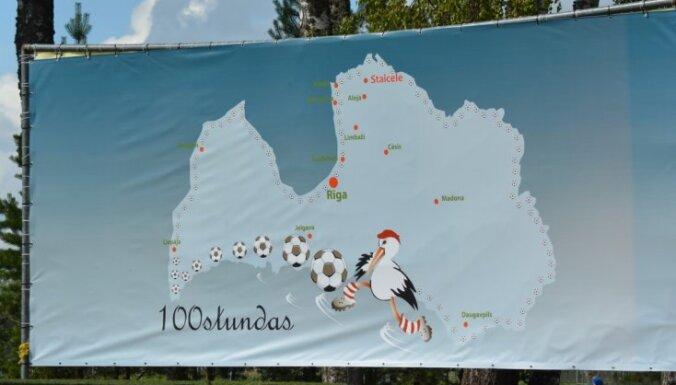 Staiceles futbola bāzes likstas: LFF plāno vērsties tiesībsargājošās institūcijās