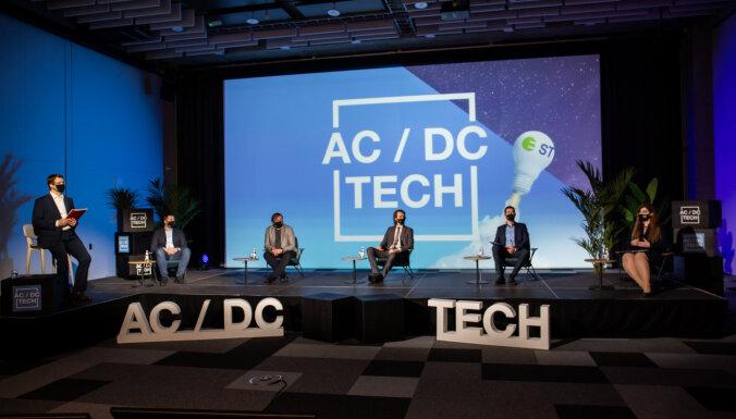 Zaļi, viedi un digitāli: 10 atziņas pēc pirmā energoapgādes inovāciju foruma 'AC/DC Tech'
