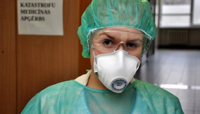 В неделю Латвии нужно более 600 000 масок, 200 000 респираторов и 100 000 комбинезонов