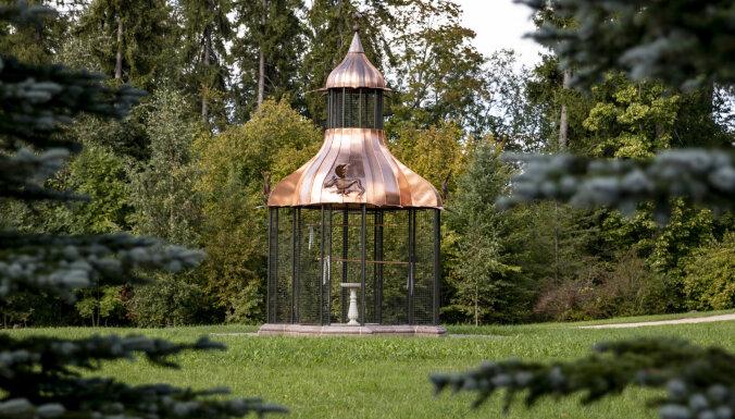 Aicina uz pasākumiem, lai iepazītu Alūksnes Muižas parka arhitektūru