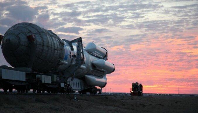 """Роскосмос выяснил, почему падают """"Протоны"""""""