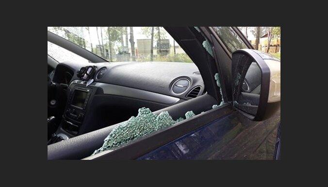 Sestdien ceļu satiksmes negadījumos cietuši septiņi cilvēki