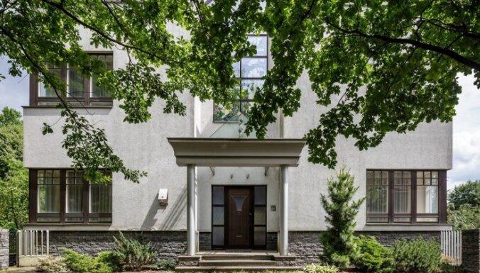 ФОТО. В Каунасе на продажу выставлен роскошный дом Арвидаса Сабониса