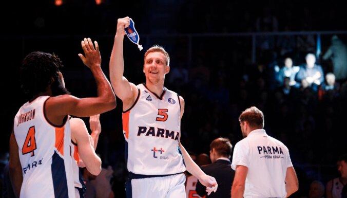 VTB līgas klubs 'Parma' vēlas turpināt sadarbību ar Mareku Mejeri