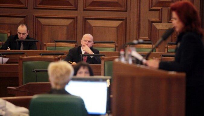 Veidos parlamentārās izmeklēšanas komisiju par 'Parex' pārņemšanu un restrukturizāciju