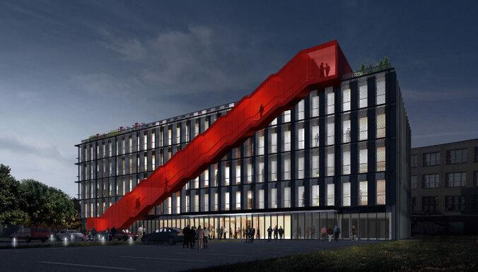 В Риге появилось новое офисное здание