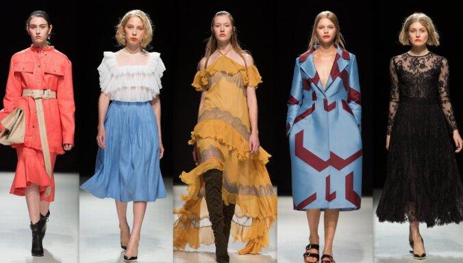 Третий день Riga Fashion Week: минимализм и женственность