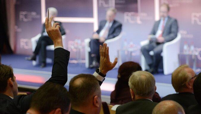 'Rīgas konferenci 2019' apmeklējuši 600 dalībnieku no 47 valstīm