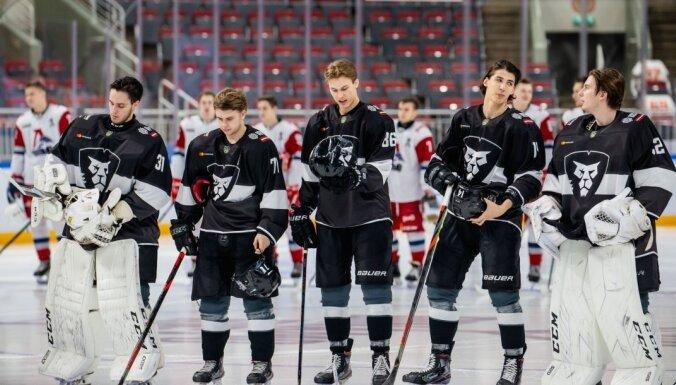 Covid-19 hokejā: uz Rīgu nedosies MHL vienība 'Almaz'