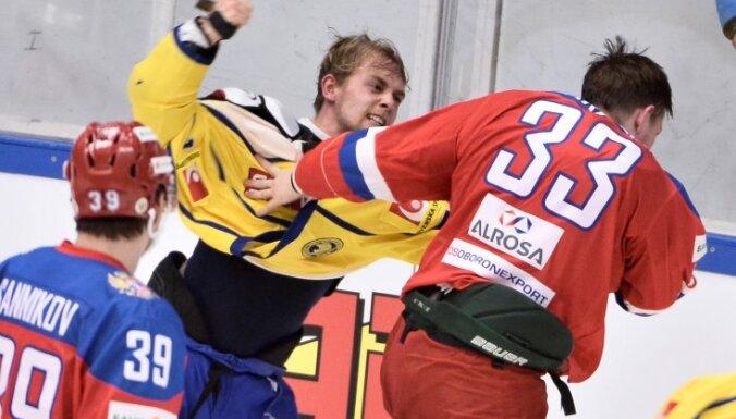 Russia s Albert Yarullin vs Sweden Patrick Cehlin fight