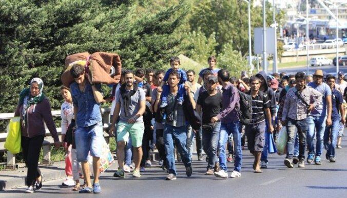Laikraksts: Latvijai var nākties uzņemt 2239 bēgļus