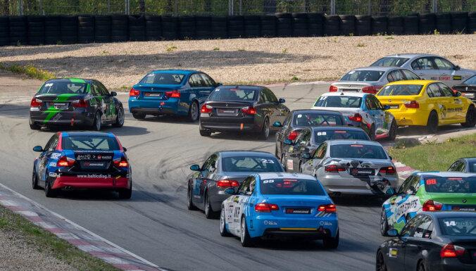 Autošosejas sezona turpināsies 'Audruring' trasē Igaunijā