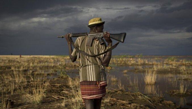 Organizācija: sausums Etiopijā rada tādus pašus draudus bērniem kā karš Sīrijā