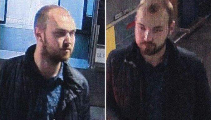 Aizdomās par smaga nozieguma izdarīšanu policija meklē attēlā redzamo vīrieti