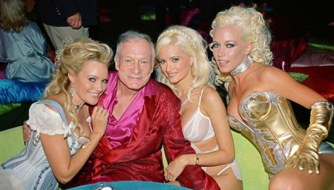 'Playboy' zaķis atklāj skarbo patiesību par seksu ar Hefneru