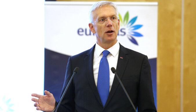 Кариньш призвал энергетические компании прислушаться к Грете Тунберг