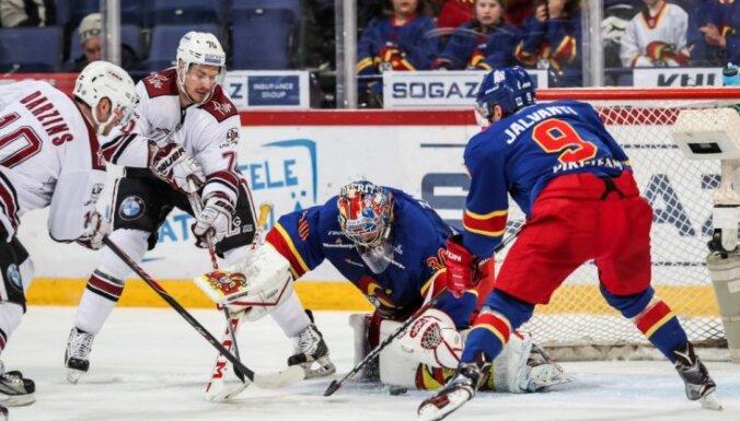 Dinamo Riga - Jokerit, KHL