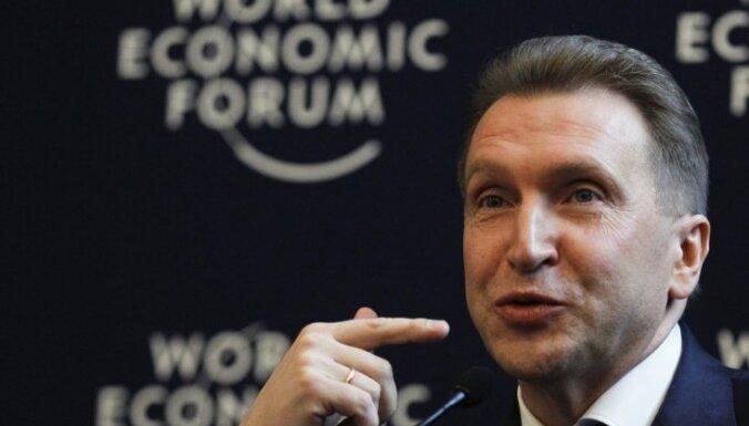 Шувалов поправил Путина: опасность потерять власть реальна