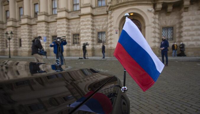 Čehijas Senāts aicina saraut draudzības līgumu ar Krieviju