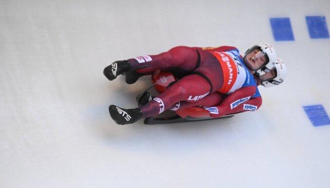 Bots/Plūme un Zirne uzvar Nāciju kausā; Bērziņš un Vītola finišē otrie